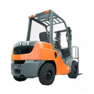 Frontstapler Diesel/ Treibgas